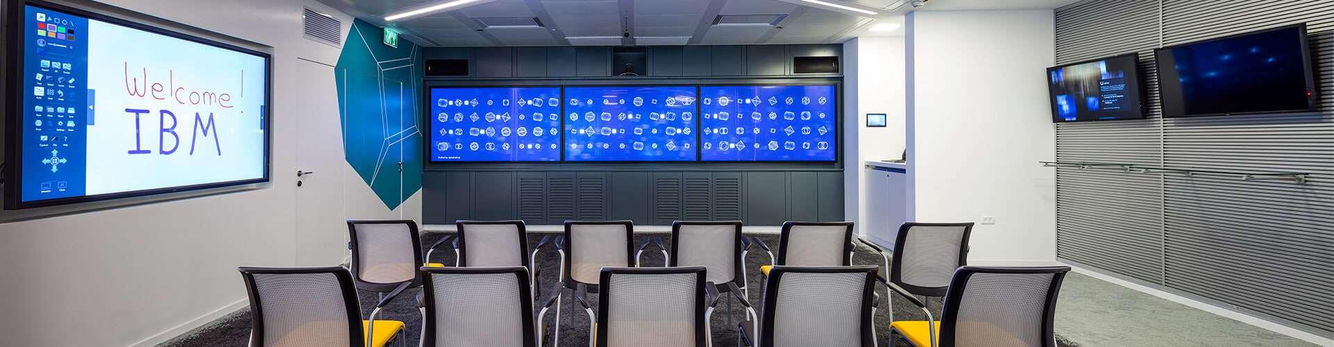 IBM Showroom