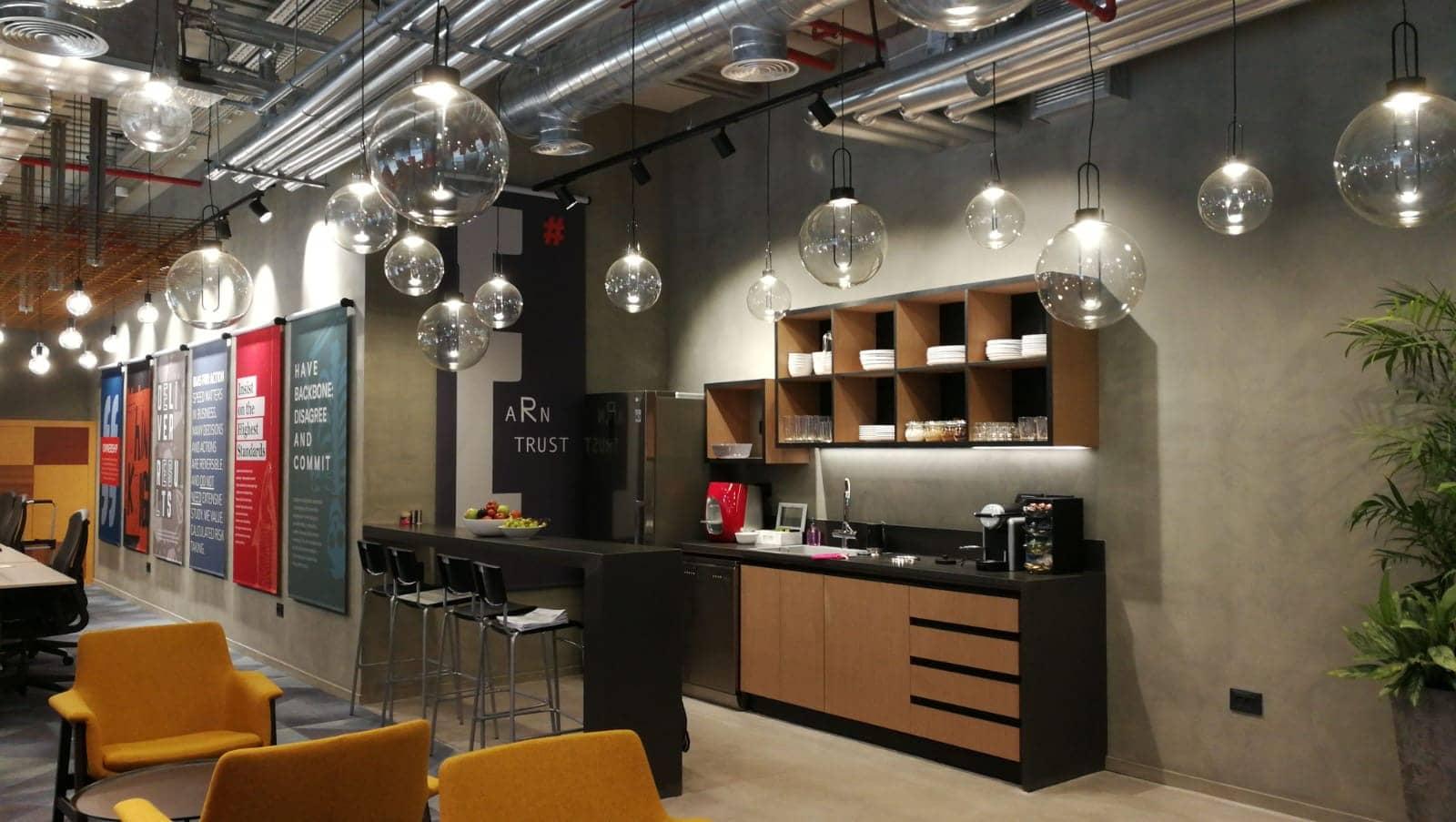 Amazon Haifa – Visitor Center