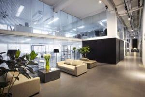 גרינהאוז - עיצוב משרדים