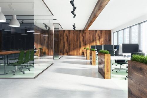 עיצוב ותכנון Open Space