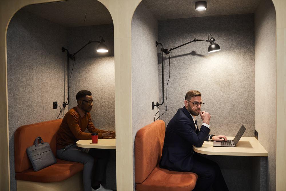 עיצוב חללי משרדים