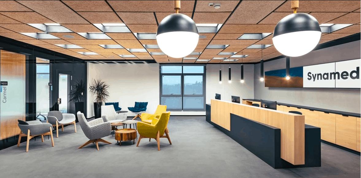 משרדים פוסט קורונה: גרינהאוז אדריכלים מעצב מחדש את סביבת העבודה